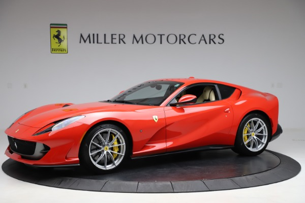 Used 2019 Ferrari 812 Superfast for sale $365,900 at Bugatti of Greenwich in Greenwich CT 06830 2