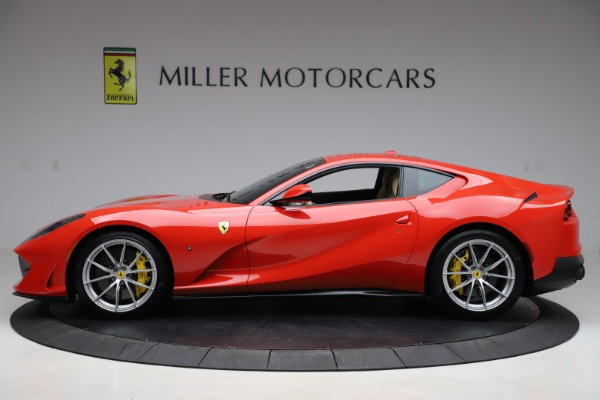 Used 2019 Ferrari 812 Superfast for sale $365,900 at Bugatti of Greenwich in Greenwich CT 06830 3