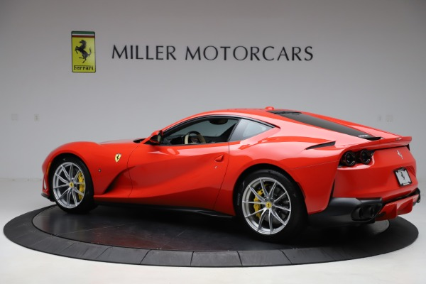 Used 2019 Ferrari 812 Superfast for sale $365,900 at Bugatti of Greenwich in Greenwich CT 06830 4