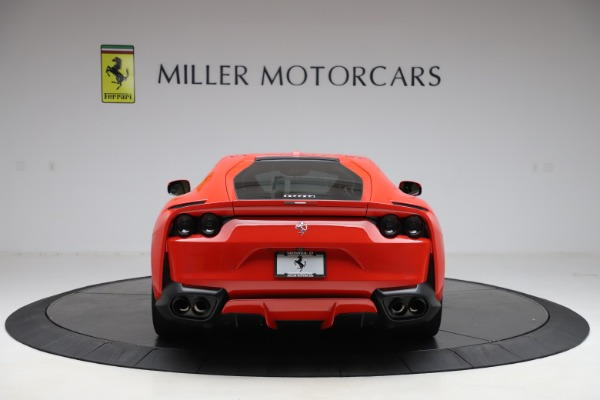 Used 2019 Ferrari 812 Superfast for sale $365,900 at Bugatti of Greenwich in Greenwich CT 06830 6