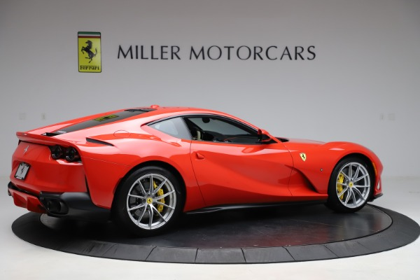 Used 2019 Ferrari 812 Superfast for sale $365,900 at Bugatti of Greenwich in Greenwich CT 06830 8