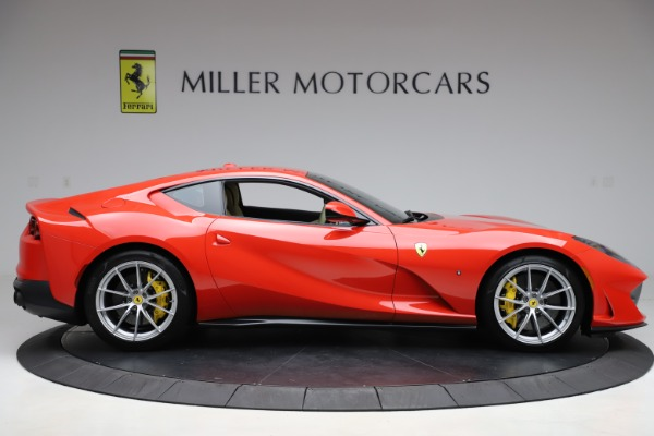Used 2019 Ferrari 812 Superfast for sale $365,900 at Bugatti of Greenwich in Greenwich CT 06830 9