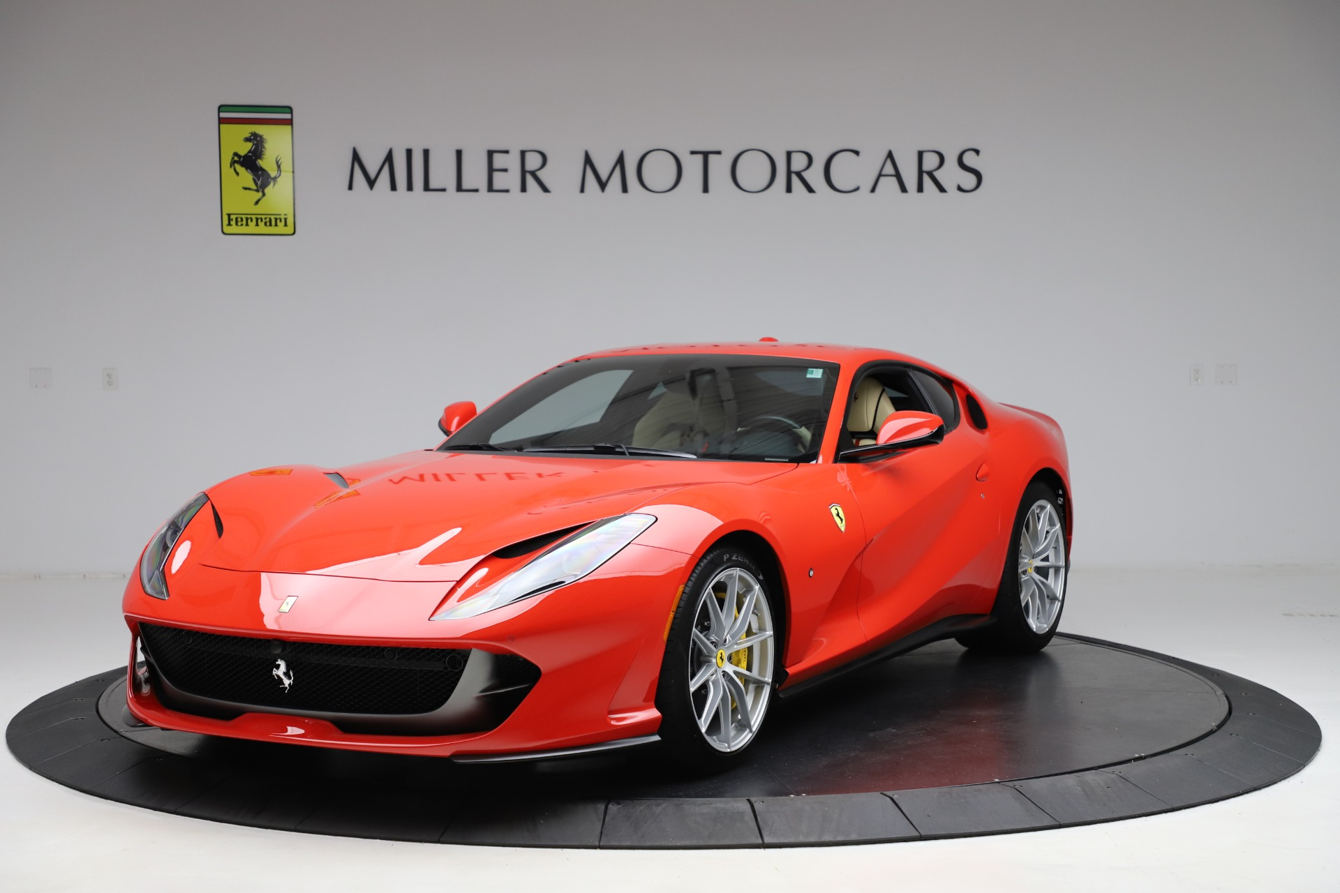 Used 2019 Ferrari 812 Superfast for sale $365,900 at Bugatti of Greenwich in Greenwich CT 06830 1