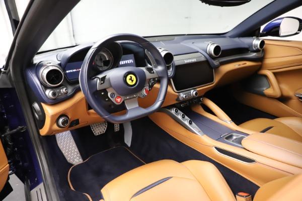 Used 2017 Ferrari GTC4Lusso for sale $204,900 at Bugatti of Greenwich in Greenwich CT 06830 13