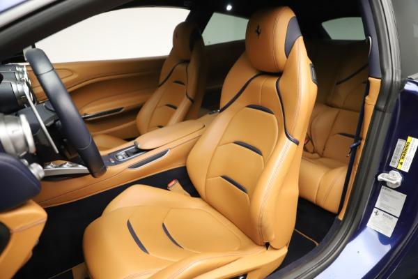Used 2017 Ferrari GTC4Lusso for sale $204,900 at Bugatti of Greenwich in Greenwich CT 06830 15