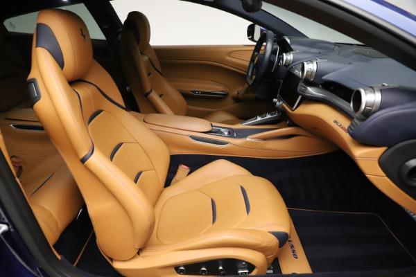 Used 2017 Ferrari GTC4Lusso for sale $204,900 at Bugatti of Greenwich in Greenwich CT 06830 19