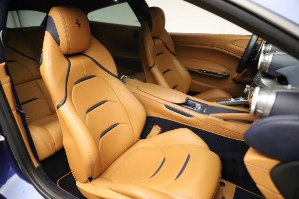 Used 2017 Ferrari GTC4Lusso for sale $204,900 at Bugatti of Greenwich in Greenwich CT 06830 20