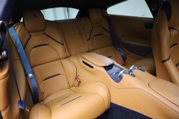 Used 2017 Ferrari GTC4Lusso for sale $204,900 at Bugatti of Greenwich in Greenwich CT 06830 21