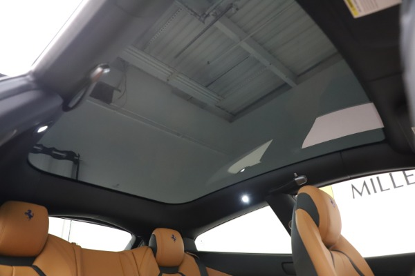 Used 2020 Ferrari GTC4Lusso for sale $339,900 at Bugatti of Greenwich in Greenwich CT 06830 22