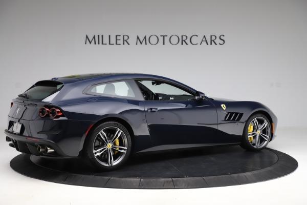 Used 2020 Ferrari GTC4Lusso for sale $339,900 at Bugatti of Greenwich in Greenwich CT 06830 8