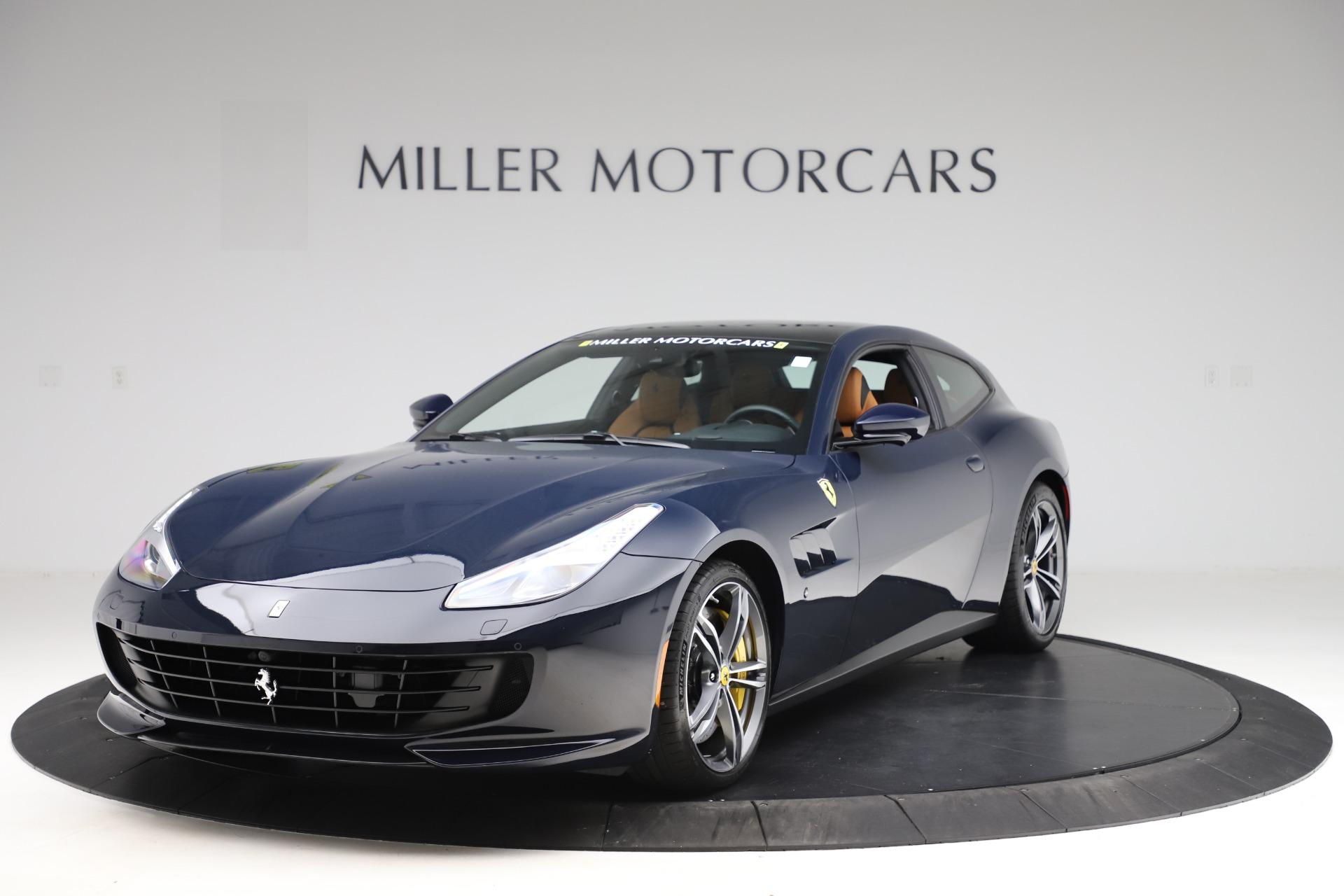 Used 2020 Ferrari GTC4Lusso for sale $339,900 at Bugatti of Greenwich in Greenwich CT 06830 1