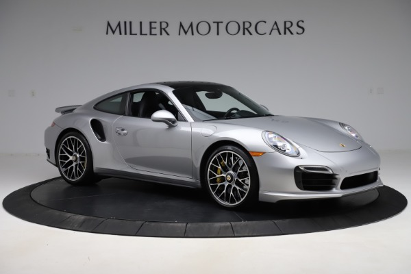 Used 2015 Porsche 911 Turbo S for sale $121,900 at Bugatti of Greenwich in Greenwich CT 06830 10