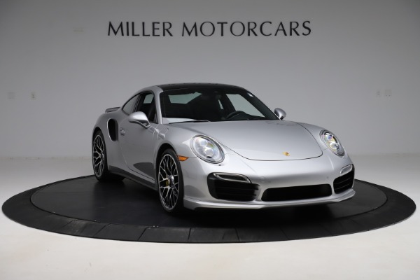 Used 2015 Porsche 911 Turbo S for sale $121,900 at Bugatti of Greenwich in Greenwich CT 06830 11