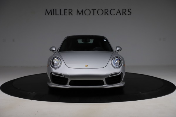 Used 2015 Porsche 911 Turbo S for sale $121,900 at Bugatti of Greenwich in Greenwich CT 06830 12