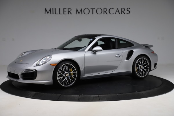 Used 2015 Porsche 911 Turbo S for sale $121,900 at Bugatti of Greenwich in Greenwich CT 06830 2