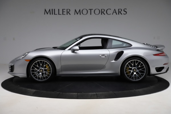 Used 2015 Porsche 911 Turbo S for sale $121,900 at Bugatti of Greenwich in Greenwich CT 06830 3