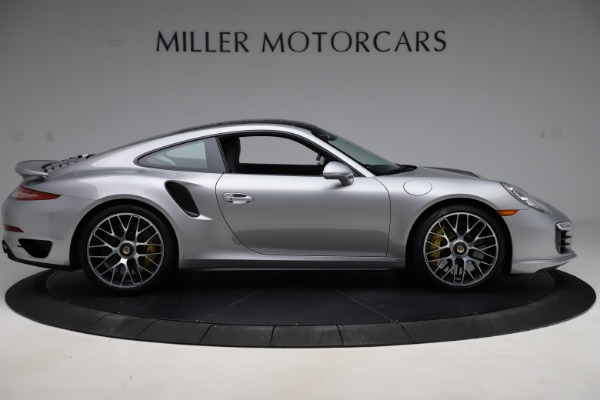 Used 2015 Porsche 911 Turbo S for sale $121,900 at Bugatti of Greenwich in Greenwich CT 06830 9