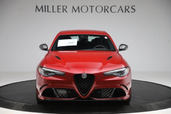New 2020 Alfa Romeo Giulia Quadrifoglio for sale $83,590 at Bugatti of Greenwich in Greenwich CT 06830 12