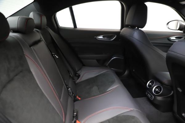 New 2020 Alfa Romeo Giulia Quadrifoglio for sale $83,590 at Bugatti of Greenwich in Greenwich CT 06830 27
