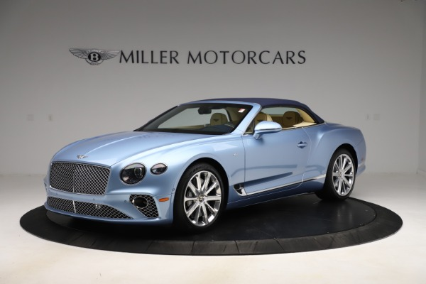 New 2020 Bentley Continental GTC V8 for sale $261,455 at Bugatti of Greenwich in Greenwich CT 06830 10