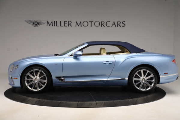 New 2020 Bentley Continental GTC V8 for sale $261,455 at Bugatti of Greenwich in Greenwich CT 06830 11
