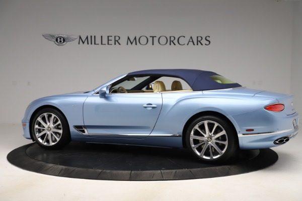 New 2020 Bentley Continental GTC V8 for sale $261,455 at Bugatti of Greenwich in Greenwich CT 06830 12