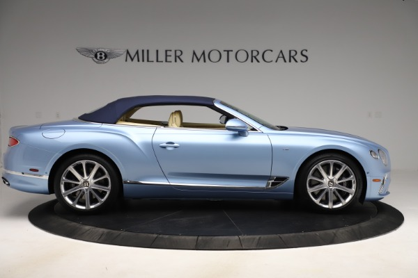 New 2020 Bentley Continental GTC V8 for sale $261,455 at Bugatti of Greenwich in Greenwich CT 06830 17