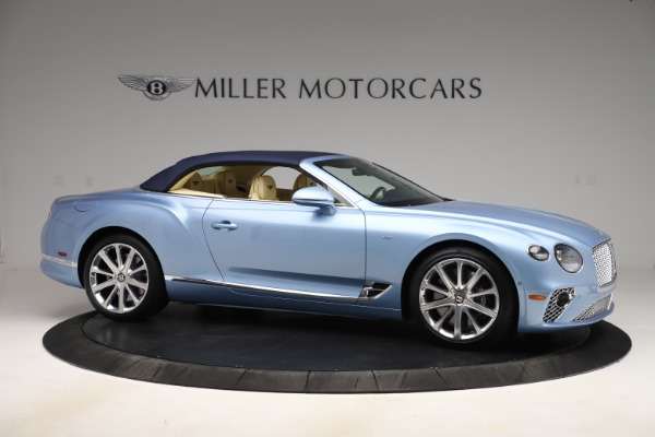 New 2020 Bentley Continental GTC V8 for sale $261,455 at Bugatti of Greenwich in Greenwich CT 06830 18