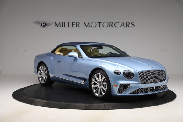 New 2020 Bentley Continental GTC V8 for sale $261,455 at Bugatti of Greenwich in Greenwich CT 06830 19