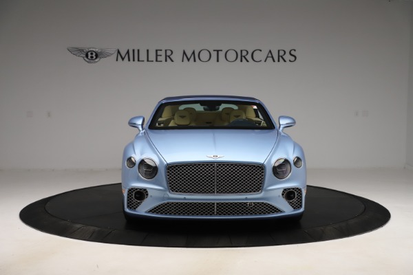New 2020 Bentley Continental GTC V8 for sale $261,455 at Bugatti of Greenwich in Greenwich CT 06830 20