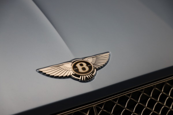 New 2020 Bentley Continental GTC V8 for sale $261,455 at Bugatti of Greenwich in Greenwich CT 06830 22