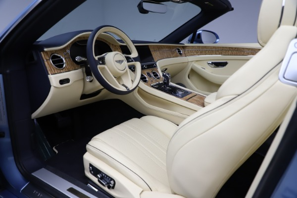 New 2020 Bentley Continental GTC V8 for sale $261,455 at Bugatti of Greenwich in Greenwich CT 06830 25