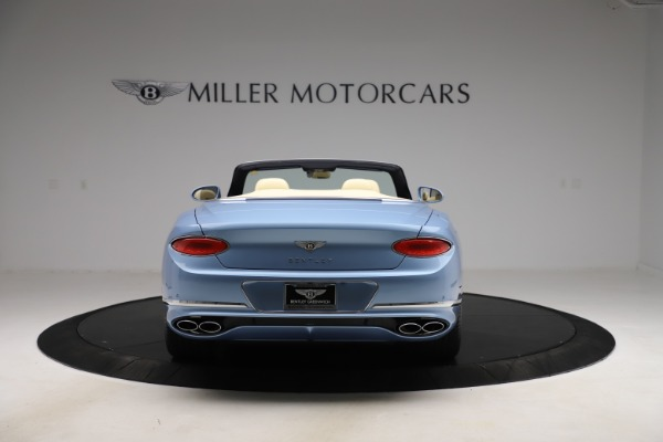 New 2020 Bentley Continental GTC V8 for sale $261,455 at Bugatti of Greenwich in Greenwich CT 06830 4