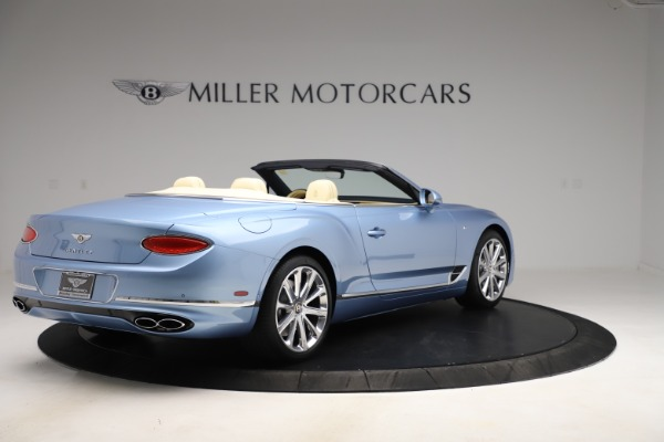 New 2020 Bentley Continental GTC V8 for sale $261,455 at Bugatti of Greenwich in Greenwich CT 06830 5