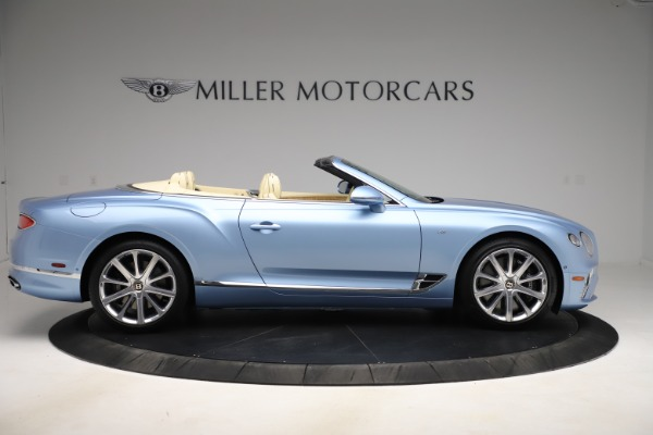 New 2020 Bentley Continental GTC V8 for sale $261,455 at Bugatti of Greenwich in Greenwich CT 06830 6