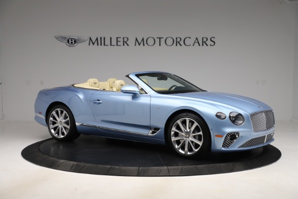 New 2020 Bentley Continental GTC V8 for sale $261,455 at Bugatti of Greenwich in Greenwich CT 06830 7