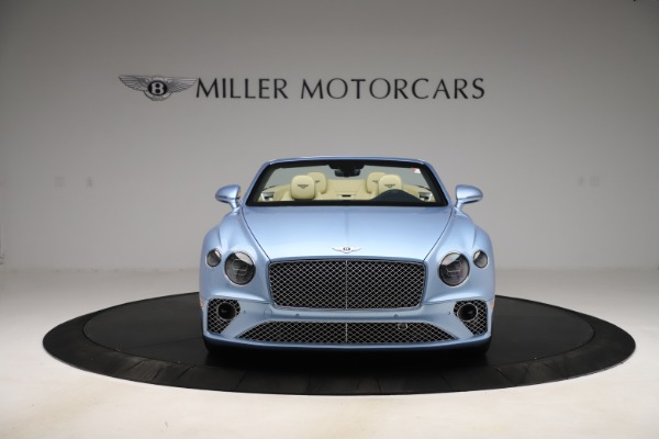 New 2020 Bentley Continental GTC V8 for sale $261,455 at Bugatti of Greenwich in Greenwich CT 06830 8