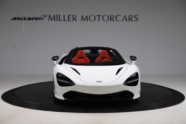 New 2020 McLaren 720S Spider Performance for sale $386,289 at Bugatti of Greenwich in Greenwich CT 06830 11