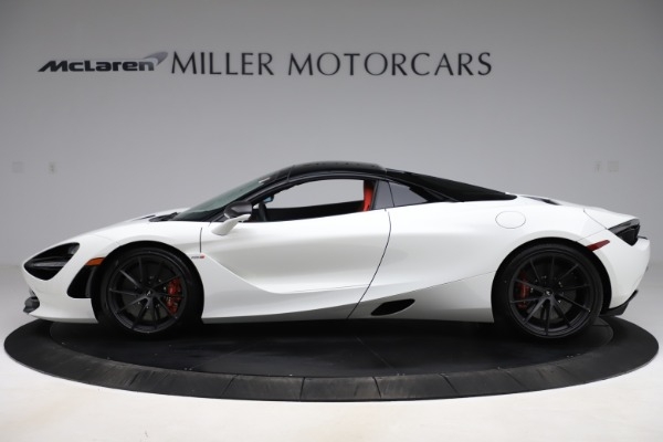 New 2020 McLaren 720S Spider Performance for sale $386,289 at Bugatti of Greenwich in Greenwich CT 06830 14