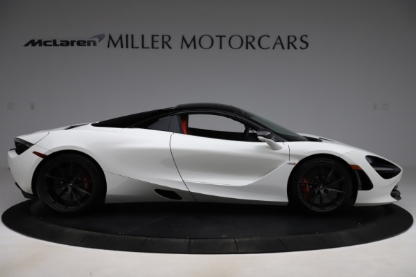 New 2020 McLaren 720S Spider Performance for sale $386,289 at Bugatti of Greenwich in Greenwich CT 06830 17