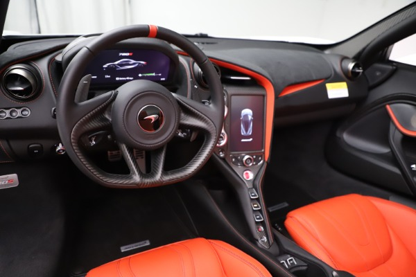New 2020 McLaren 720S Spider Performance for sale $386,289 at Bugatti of Greenwich in Greenwich CT 06830 19