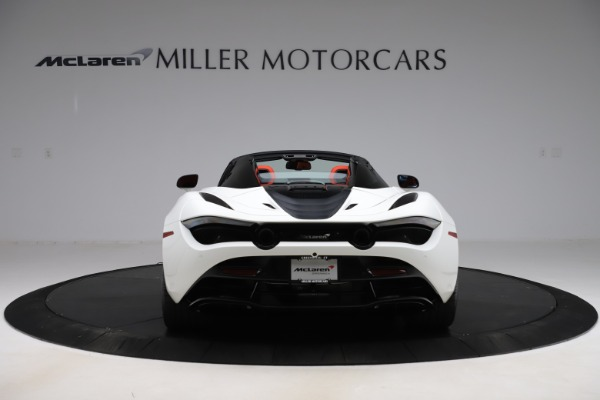 New 2020 McLaren 720S Spider Performance for sale $386,289 at Bugatti of Greenwich in Greenwich CT 06830 5