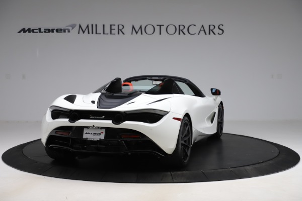 New 2020 McLaren 720S Spider Performance for sale $386,289 at Bugatti of Greenwich in Greenwich CT 06830 6