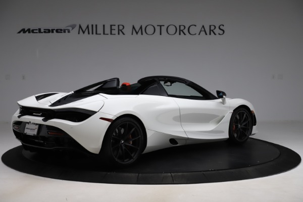 New 2020 McLaren 720S Spider Performance for sale $386,289 at Bugatti of Greenwich in Greenwich CT 06830 7