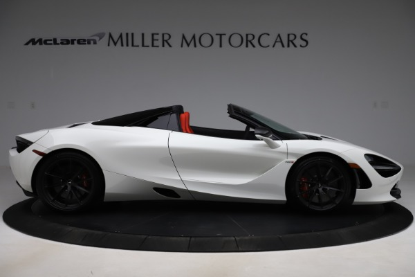 New 2020 McLaren 720S Spider Performance for sale $386,289 at Bugatti of Greenwich in Greenwich CT 06830 8