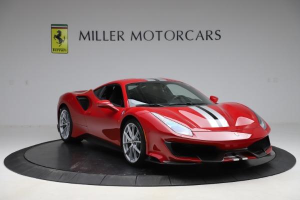Used 2020 Ferrari 488 Pista for sale Sold at Bugatti of Greenwich in Greenwich CT 06830 11