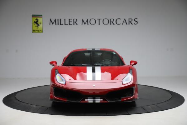Used 2020 Ferrari 488 Pista for sale Sold at Bugatti of Greenwich in Greenwich CT 06830 12