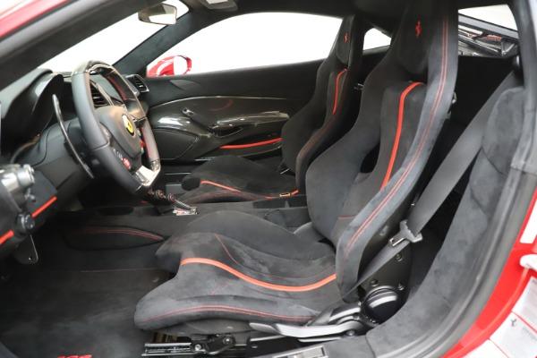 Used 2020 Ferrari 488 Pista for sale Sold at Bugatti of Greenwich in Greenwich CT 06830 14