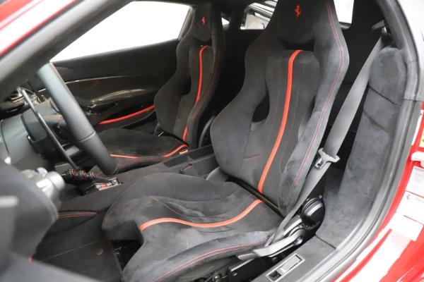 Used 2020 Ferrari 488 Pista for sale Sold at Bugatti of Greenwich in Greenwich CT 06830 15