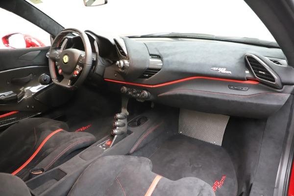 Used 2020 Ferrari 488 Pista for sale Sold at Bugatti of Greenwich in Greenwich CT 06830 16